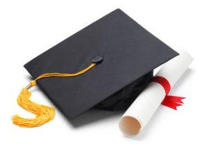 graduationcapanddiploma