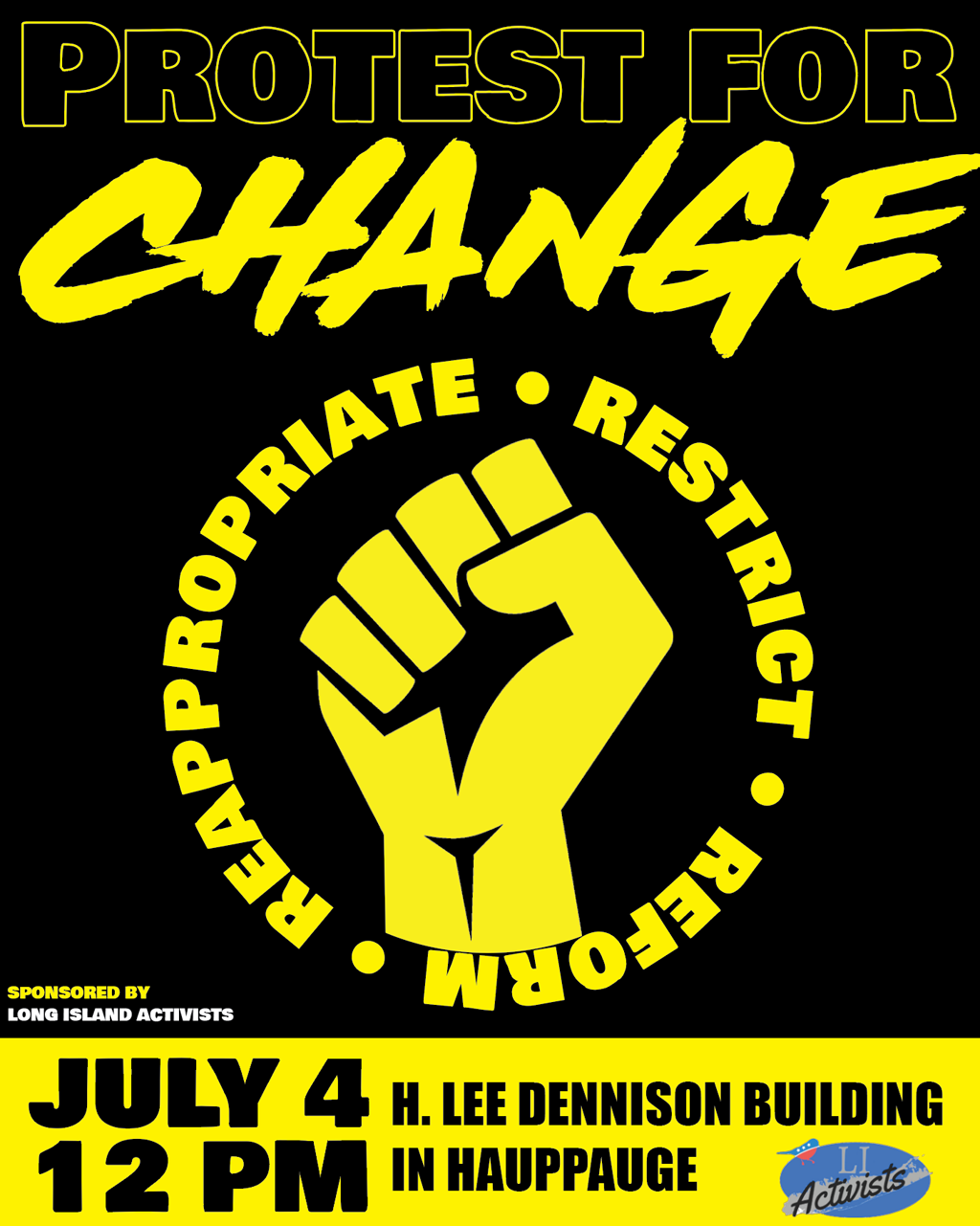 Protest for Change - 1